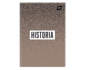Brulion A5/80 Historia INTERDRUK