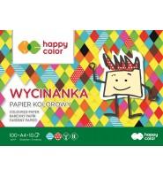 Blok Wycinanka, A4, 10 ark, 100 g, Happy Color