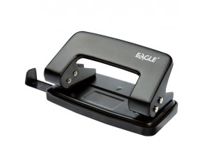 Dziurkacz EAGLE czarny 8 kartek