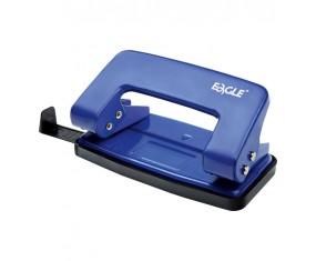 Dziurkacz EAGLE niebieski 8 kartek