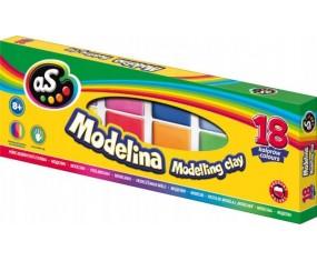 AS ASTRA MODELINA 18 KOLORÓW