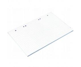 Wkład do segregatora, format A5, 50 kartek, kratka, UNIPAP