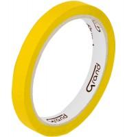 Taśma kolorowa 12×50 żółta GRAND