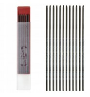 KOH-I-NOOR Grafity do ołówków auto 2mm 6B 12 sztuk