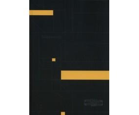 KOH-I-NOOR Skorowidz A6, 96 kartek, kratka, twarda oprawa