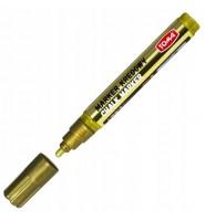 Marker kredowy 4,5mm ZŁOTY TO-292 TOMA