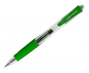 Długopis żelowy Mastership 0,5 mm ZIELONY TO-077 TOMA