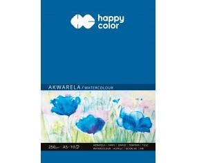 Blok akwarelowy, ART, A5, 10 ark, 250g, Happy Color