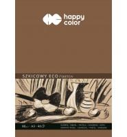 Blok szkicowy ECO, ART, A3, 40 ark, 80g, Happy Color