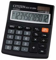 Kalkulator biurowy SDC-812NR citizen