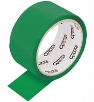 Taśma Pakowa Kolorowa 48x50 zielona akrylowa GRAND