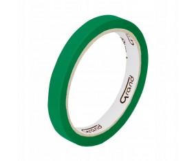 Taśma Pakowa Kolorowa 12 x 50 zielona akrylowa GRAND