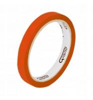 Taśma Pakowa Kolorowa 12 x 50 pomarańczowa akrylowa GRAND