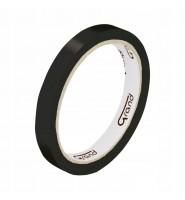 Taśma Pakowa Kolorowa 12 x 50 czarna akrylowa GRAND