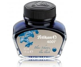 Atrament Pelikan czarno-niebieski