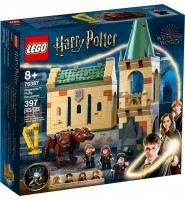 LEGO HARRY POTTER SPOTKANIE Z PUSZKIEM 76387
