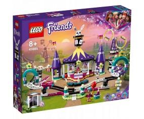 LEGO FRIENDS WESOŁE MIASTECZKO Z KOLEJKĄ 41685