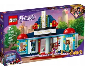 LEGO FRIENDS KINO W HEARTLAKE CITY 41448