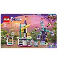 LEGO FRIENDS DIABELSKI MŁYN I ZJEŻDŻALNIA 41689