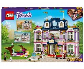 LEGO FRIENDS WIELKI HOTEL W HEARTLAKE 41684