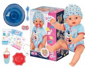 BABY born® Lalka magiczny chłopiec 43cm 827963 ZAPF CREATION