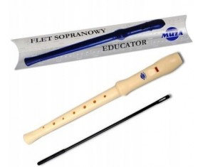 Flet prosty szkolny sopranowy MUZA