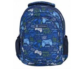 Plecak szkolny ASTRABAG AB330, GAME GO