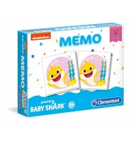 Memo Baby Shark 18100 Clementoni