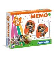Memo 44 Koty 18056 Clementoni