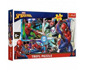 PUZZLE SPIDER-MAN 160 ELEMENTÓW TREFL