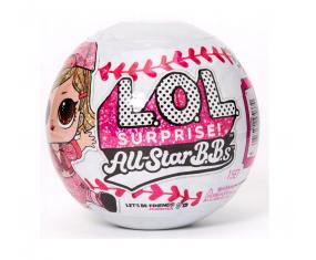 L.O.L. Surprise All Stars BBs RÓŻOWA 570370
