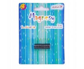 """MAGNES CZARNY KLASYCZNY 10MM/3MM A""""10 ALIGA"""