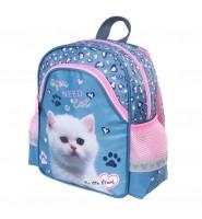Plecak przedszkolny D1 KITTY - SZKOLNO - WYCIECZKOWY MY LITTLE FRIEND