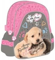 Plecak szkolno-wycieczkowy CAT & DOG