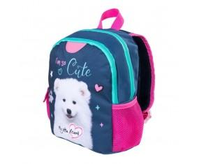 Plecak szkolno-wycieczkowy D6 CUTE DOG - My little friend