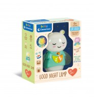 Lampka nocna Clementoni Good Night Lamp